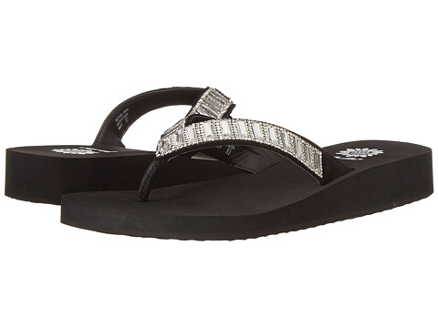 Yellow Box - Wincy (Black) Women's Sandals