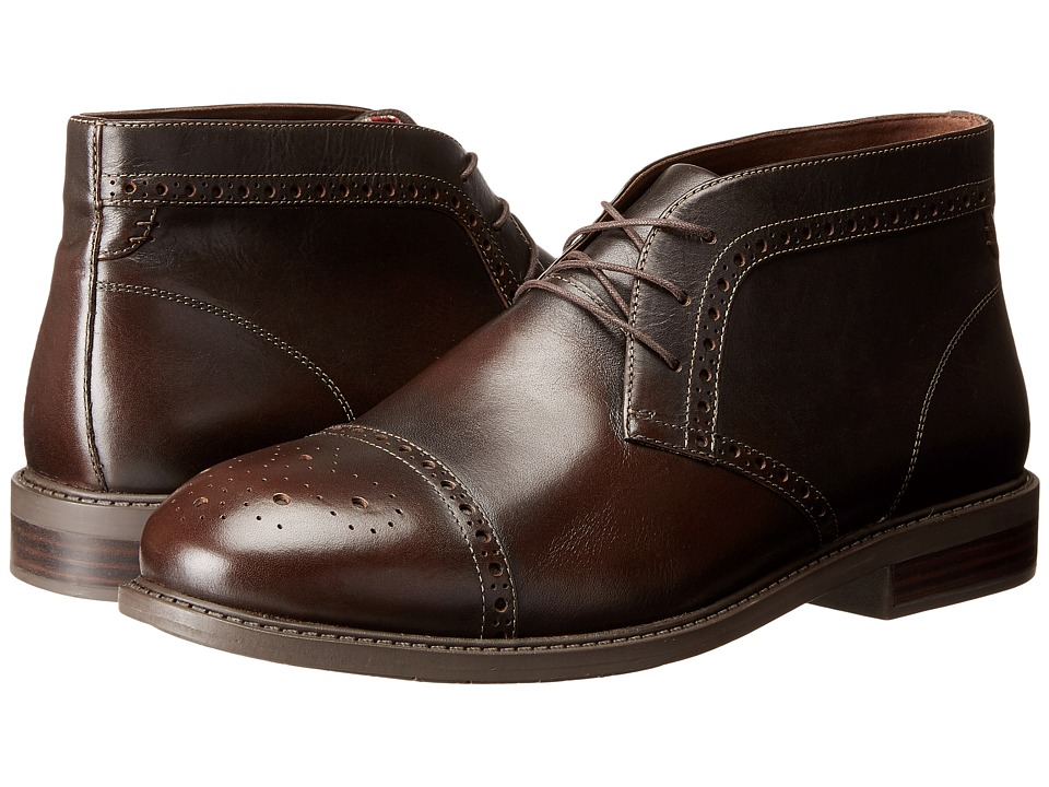Dunham Gavin Chukka (Chocolate) Men