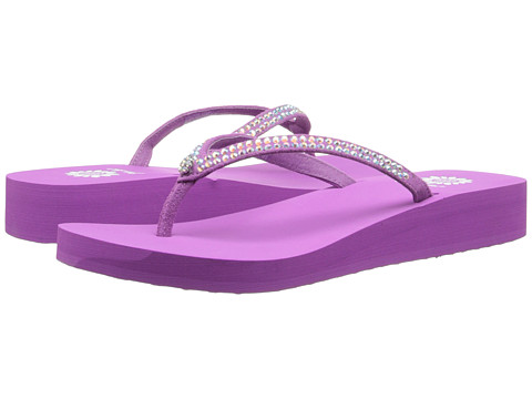 Yellow Box - Jello (Orchid) Women's Sandals