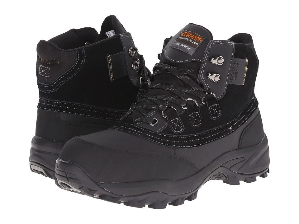 Dunham - Thomas High (Black) Men's Boots