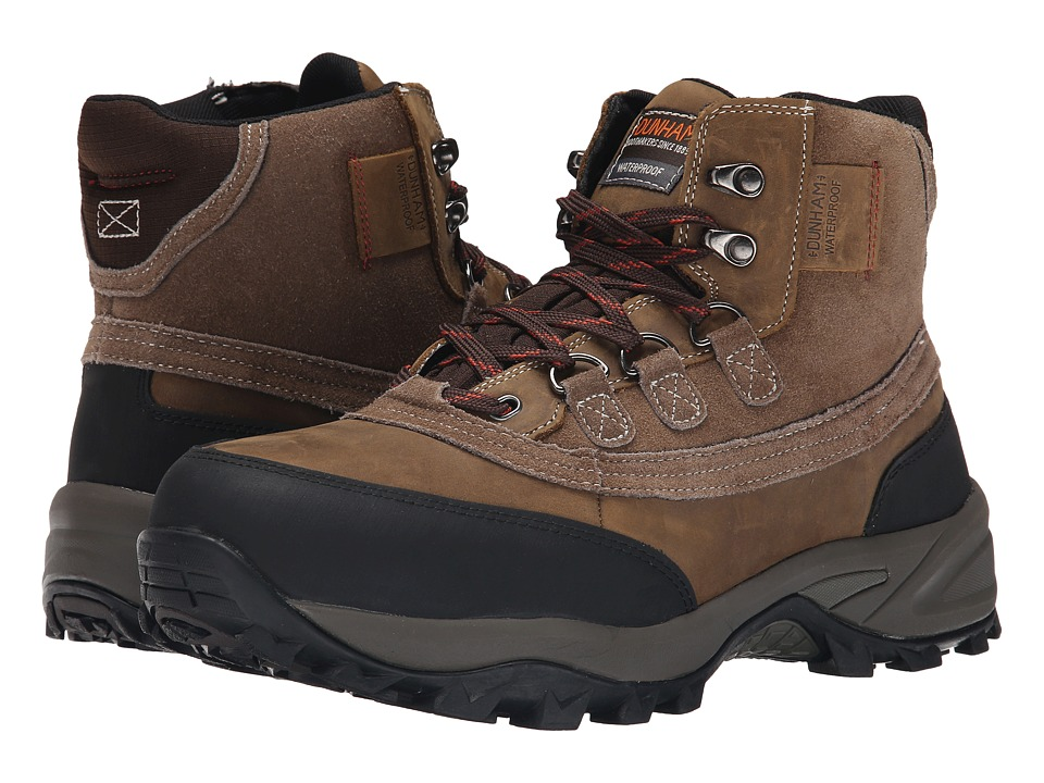 Dunham - Thomas High (Brown) Men's Boots