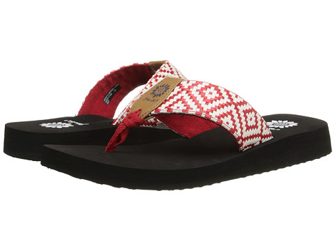 Yellow Box - Brady (Red) Women's Sandals