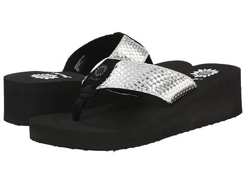 Yellow Box - Minka (Silver) Women's Sandals