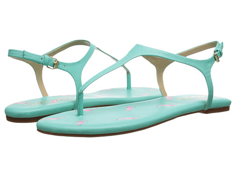 Splendid - Mason (Sea Green Flamingo) Women's Sandals