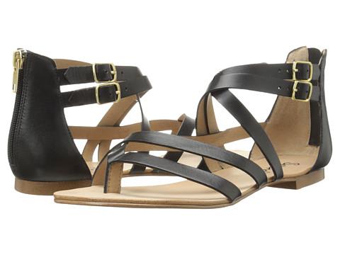 Splendid - Caddie (Black Grecian Leather) Women