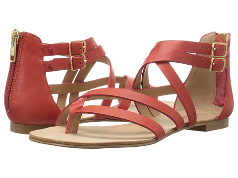 Splendid - Caddie (Red Grecian Leather) Women's Sandals