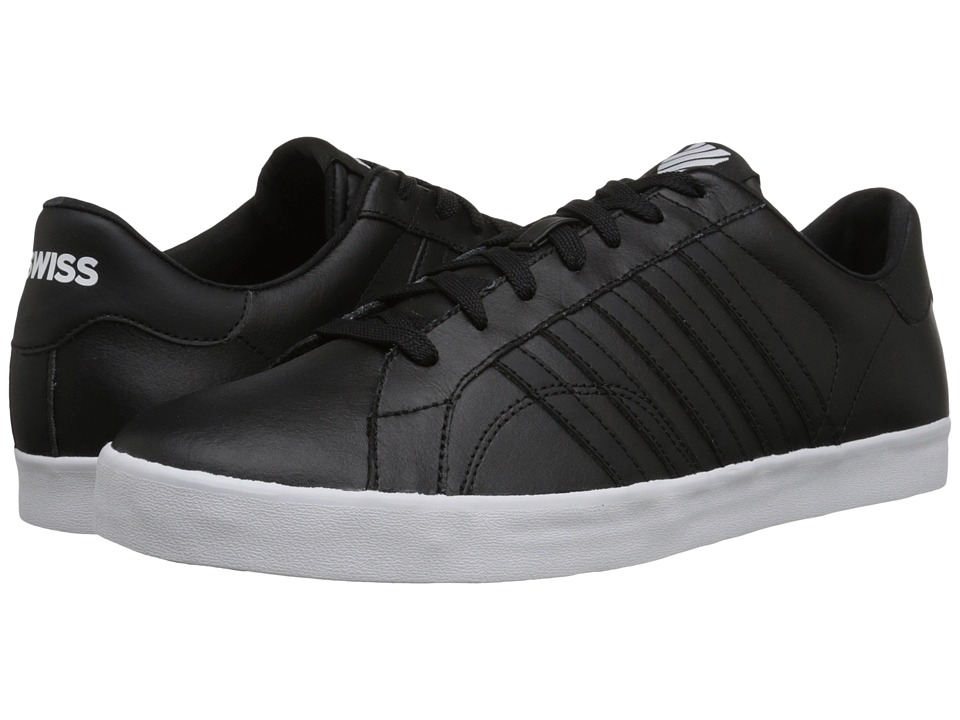 K-Swiss - Belmont So (Black/White) Men's Shoes