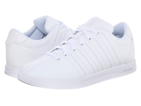 K-Swiss - Court Pro CMF (White) Men