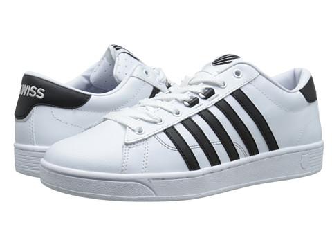 Mens Hoke Comfort Memory Foam Shoe White UPC 888758149185 product  image for KSwiss  Hoke CMF WhiteBlack