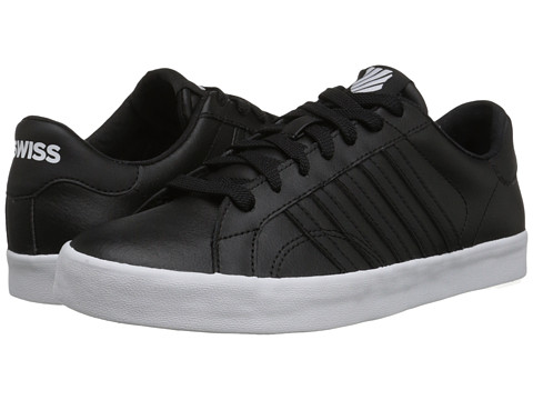 K-Swiss - Belmont So (Black/White) Women's Shoes