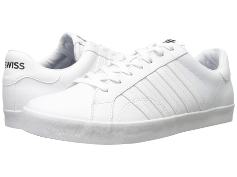 K-Swiss - Belmont So (White/Black) Women's Shoes