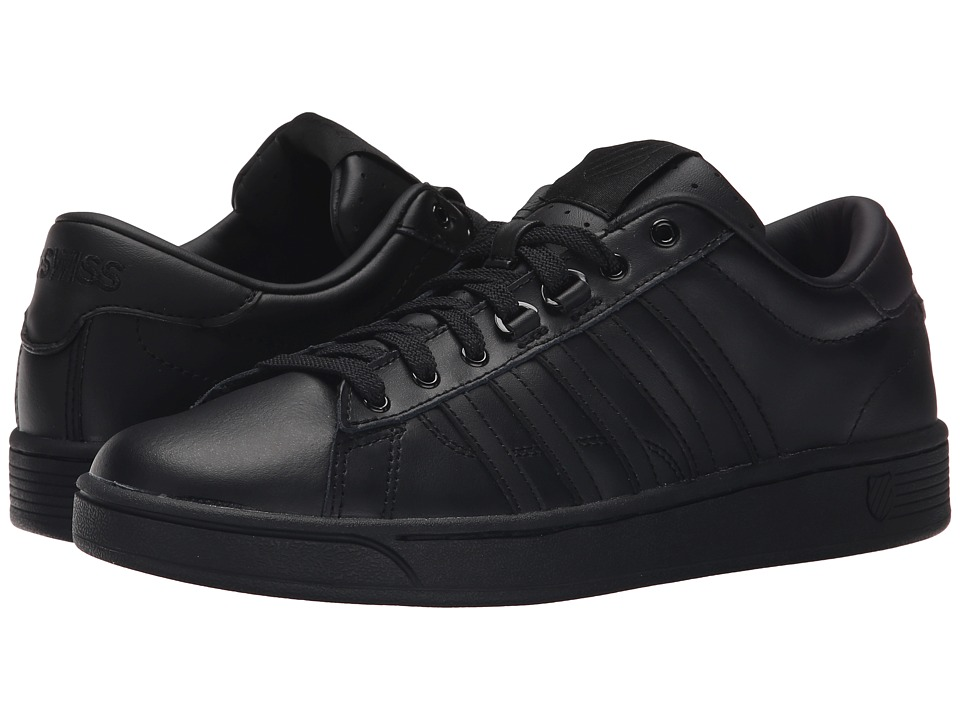 K-Swiss - Hoke CMF (Black/Black) Women