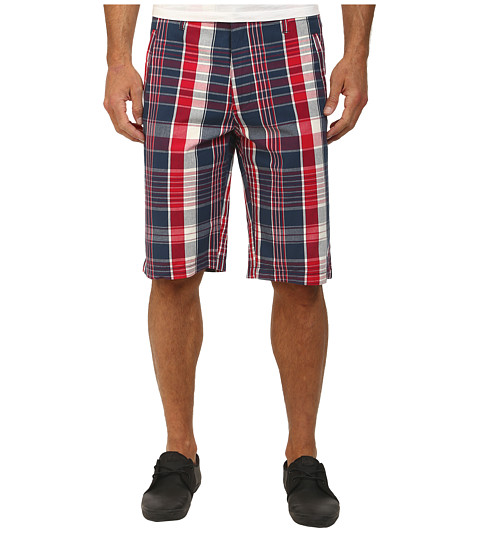 L-R-G - Franco Hova Shorts (Nautical Blue) Men