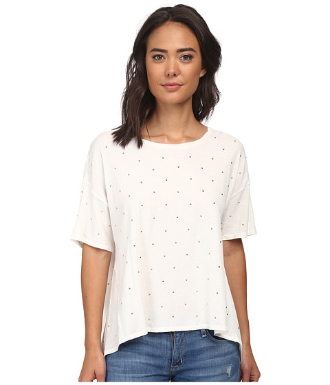Amuse Society - Zephyr Knit (Casa Blanca) Women's T Shirt