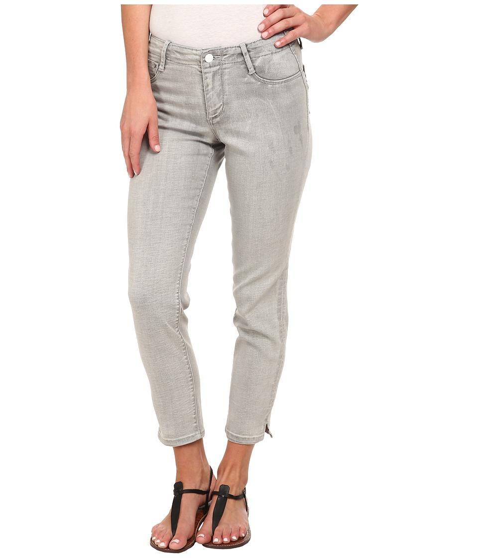 Christopher Blue - Skye Crop in Grey Stone (Grey Stone) Women's Jeans