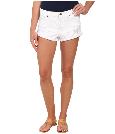 Amuse Society - Crossroad Short (White) Women