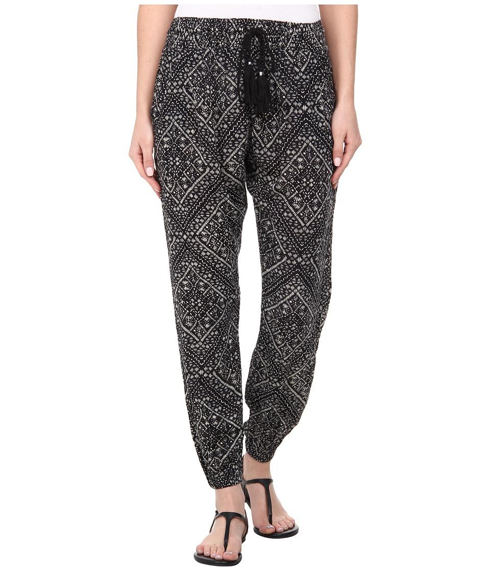 Amuse Society - Sienna Pants (Black) Women's Casual Pants