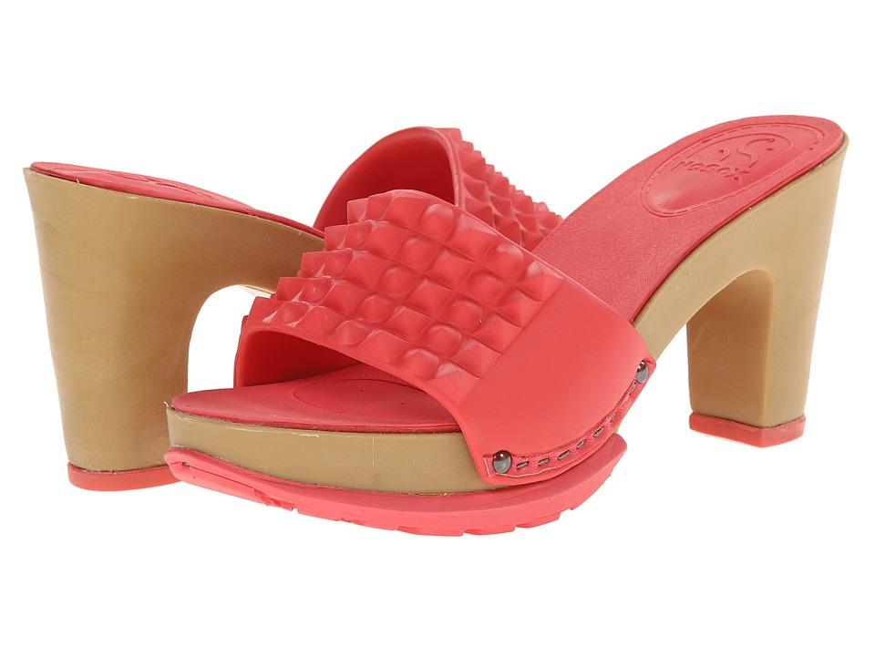NoSoX - Piper (Coral) Women's Shoes