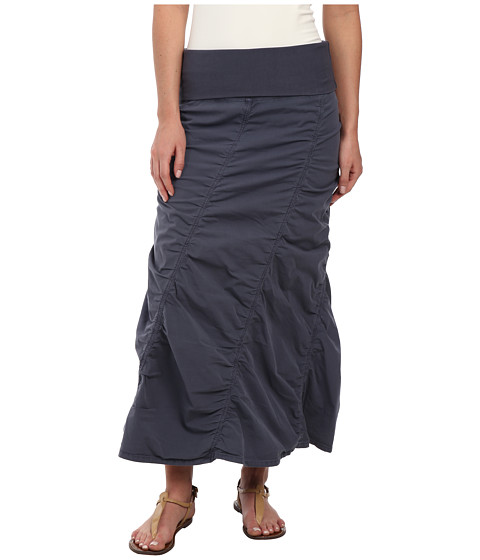XCVI - Bree Midi Skirt (Aegean Blue) Women's Skirt