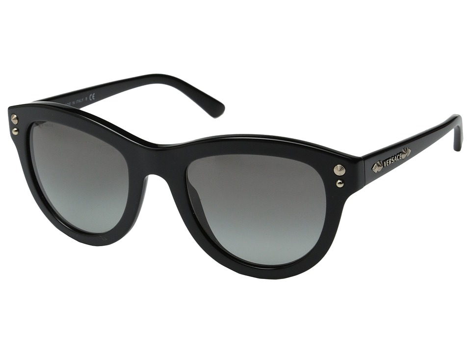 Versace - VE4291 (Black/Grey Gradient) Fashion Sunglasses