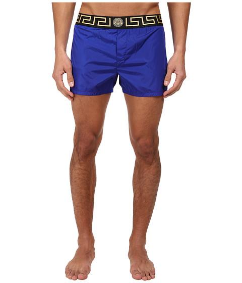 Versace - Iconic Nylon Swim Boxer (Royal Blue) Men