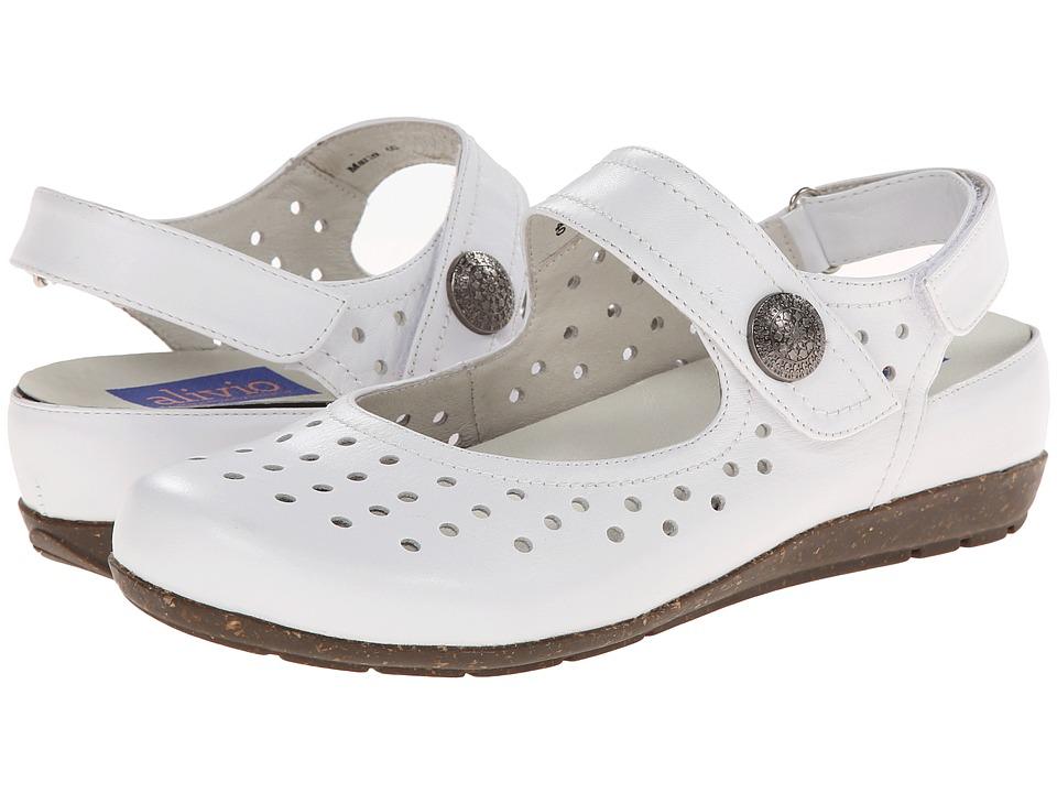Alivio - Marin (White) Women's Shoes