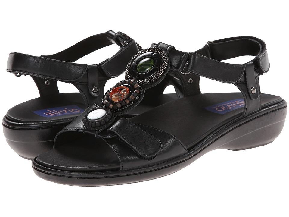 Alivio - Maya (Black) Women's Shoes
