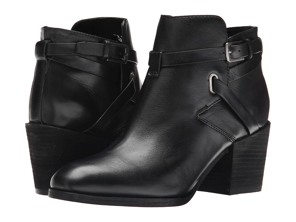 Belle by Sigerson Morrison - Genia (Black Leather) Women