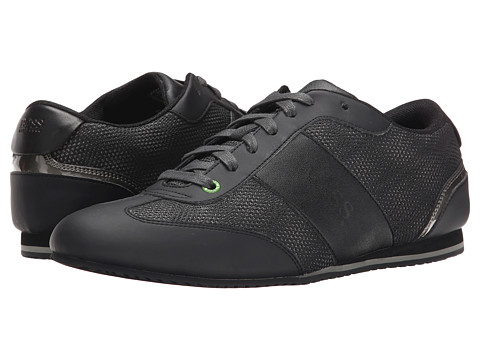 BOSS Green - Lighter Influence (Black) Men's Lace up casual Shoes