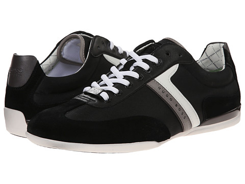 BOSS Green - Spacito (Black) Men's Lace up casual Shoes