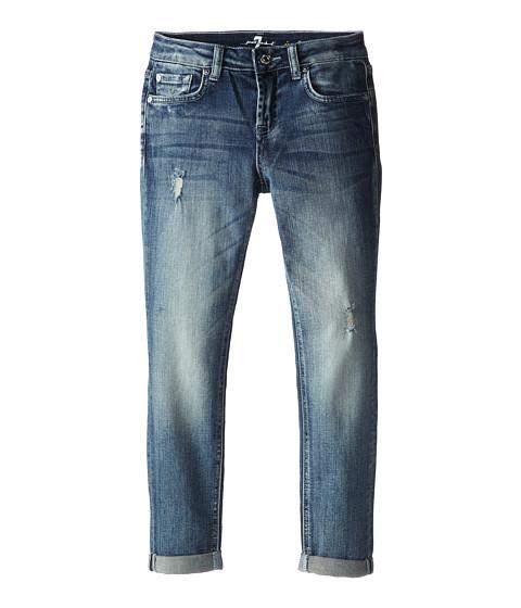 7 For All Mankind Kids - Josefina Boyfriend Jeans in Vintage Heritage (Big Kids) (Vintage Heritage) Girl's Jeans