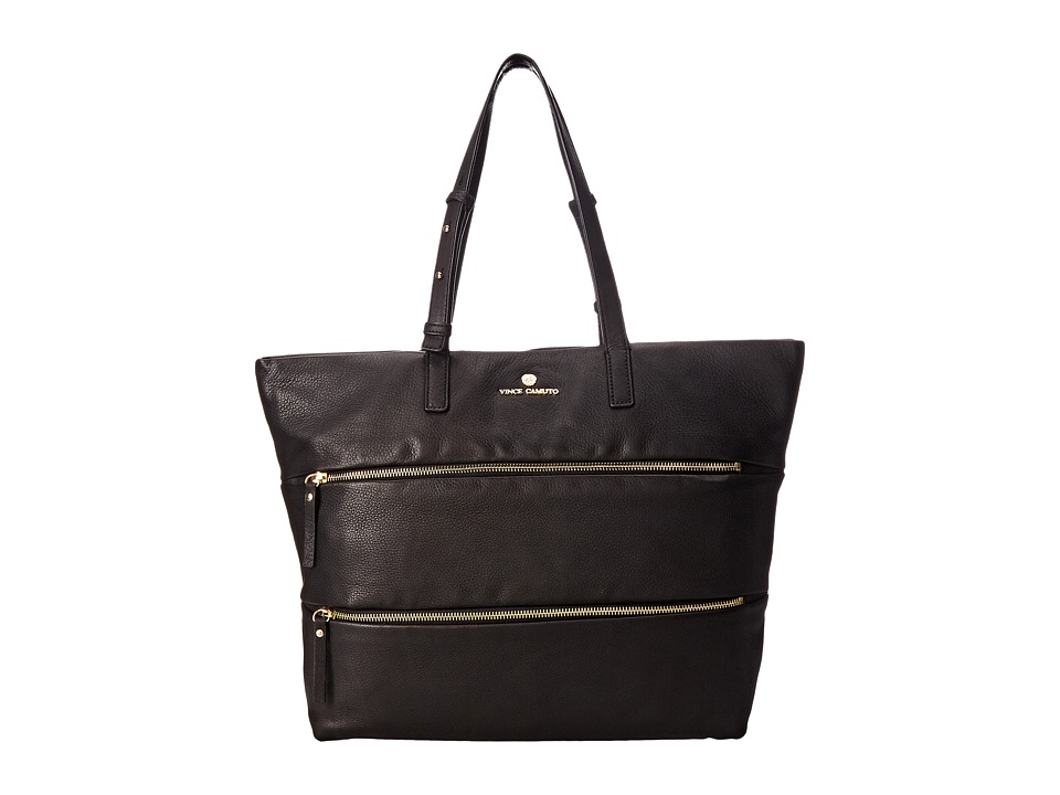Vince Camuto - Meg Tote (Black) Tote Handbags