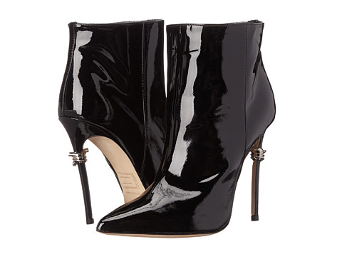 DSQUARED2 - Ankle Boot (Vernice Nero) Women's Pull-on Boots