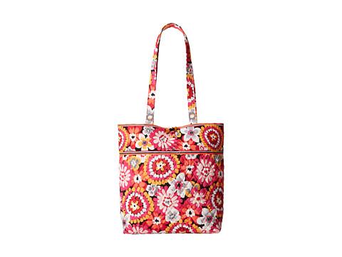Vera Bradley - Tote (Pixie Blooms) Shoulder Handbags