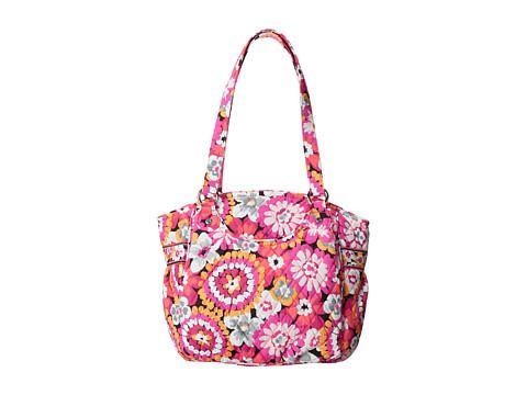 Vera Bradley - Glenna (Pixie Blooms) Tote Handbags