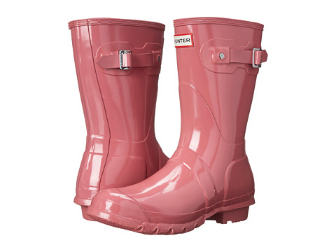 Hunter - Original Short Gloss (Rhodonite Pink) Women