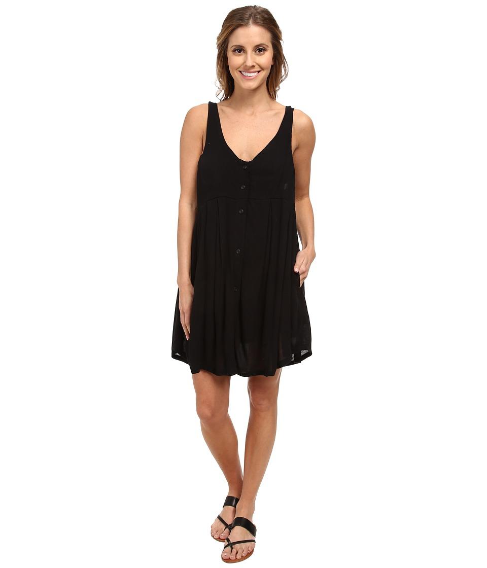 Fox - Wild One Dress (Black) Women's Dress