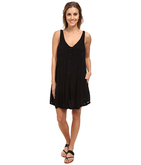 Fox - Wild One Dress (Black) Women's Dress