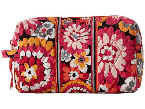 Vera Bradley Luggage - Medium Cosmetic (Pixie Blooms) Luggage