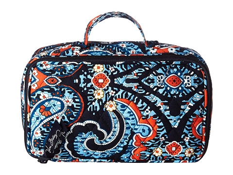 Vera Bradley Luggage - Blush Brush Makeup Case (Marrakesh) Cosmetic Case