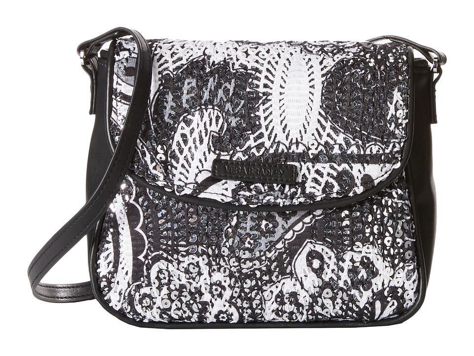 Vera Bradley - Summer Sparkle Crossbody (Midnight Paisley) Cross Body Handbags