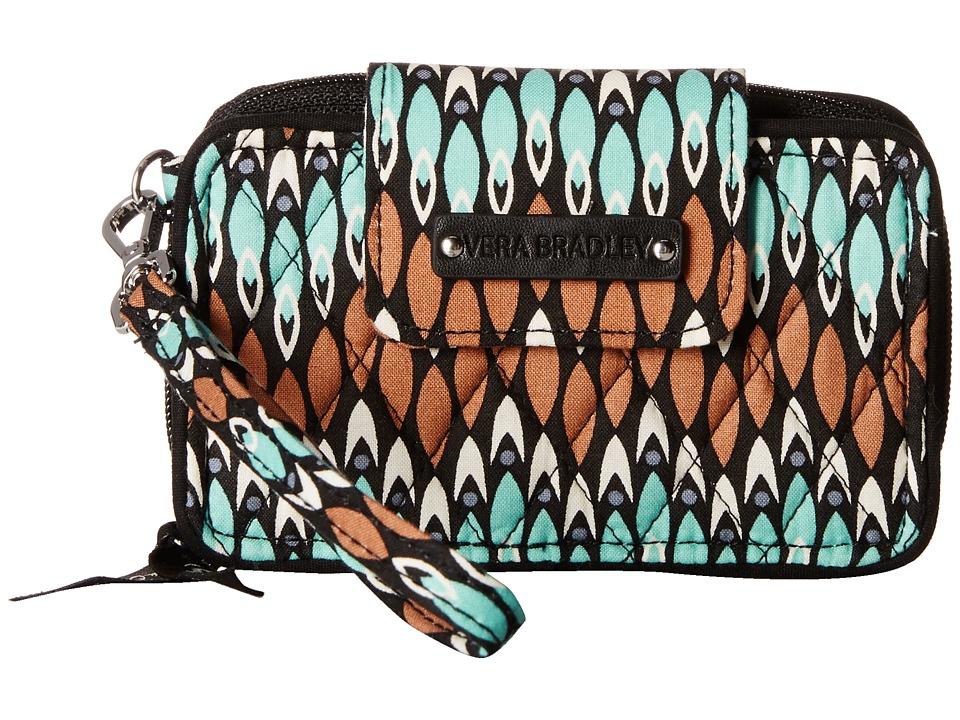 Vera Bradley - Smartphone Wristlet 2.0 (Sierra Stream) Wristlet Handbags