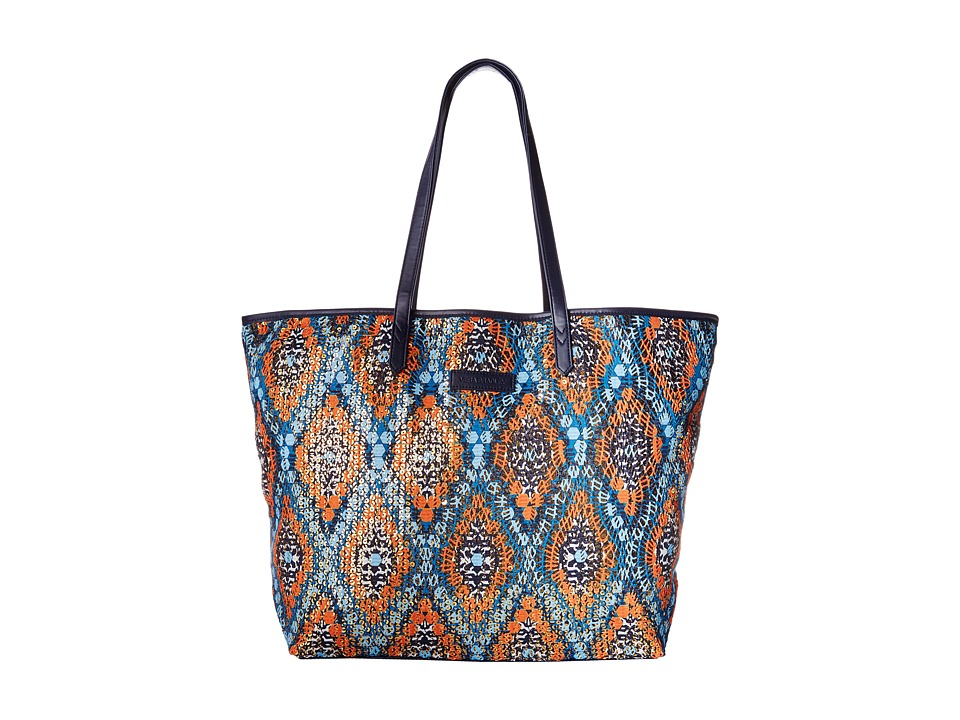 Vera Bradley - Summer Sparkle Tote (Marrakesh Beads) Tote Handbags