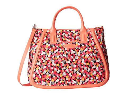 Vera Bradley - Trapeze Tote (Pixie Confetti) Tote Handbags