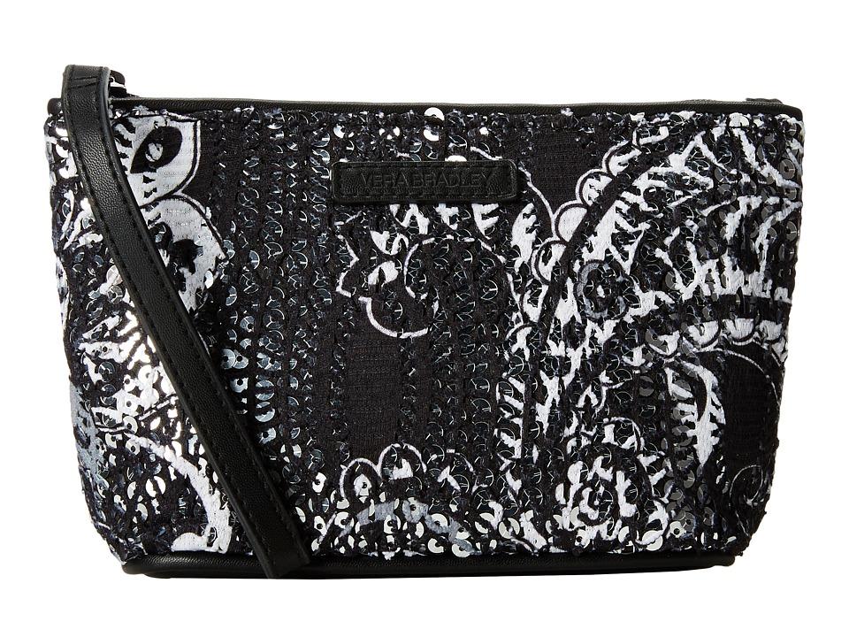 Vera Bradley - Summer Sparkle Wristlet (Midnight Paisley) Wristlet Handbags