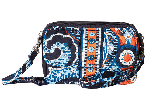 Vera Bradley - All In One Crossbody (Marrakesh) Cross Body Handbags
