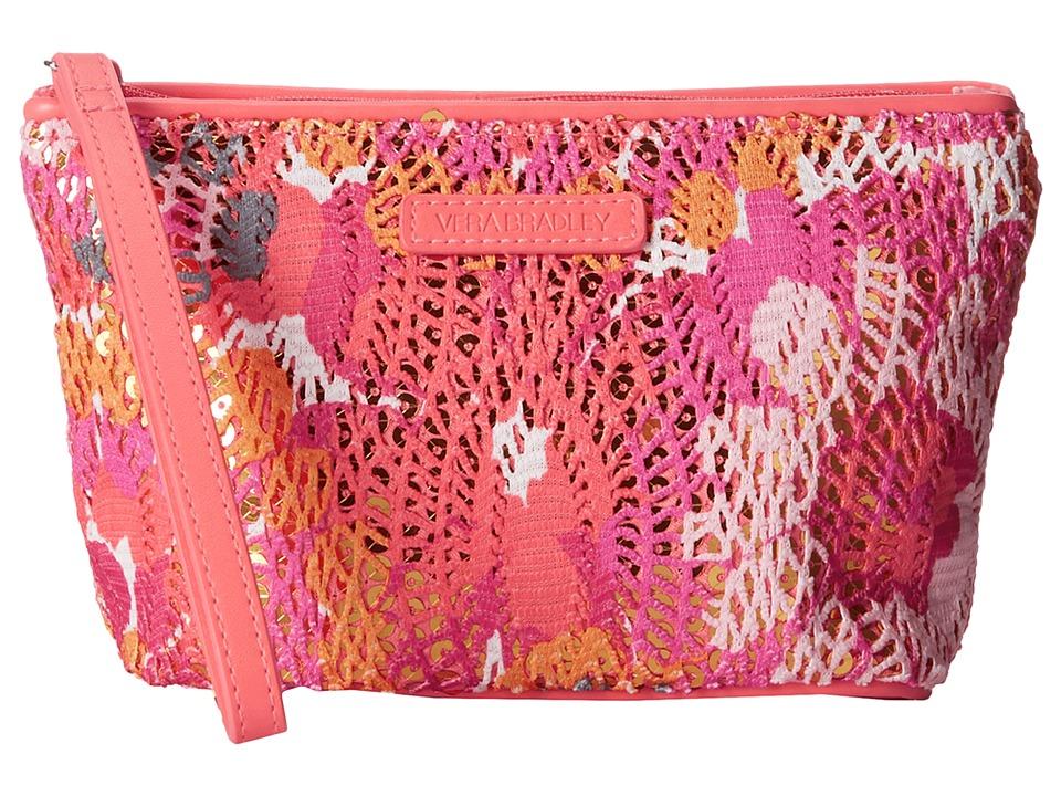 Vera Bradley - Summer Sparkle Wristlet (Pixie Blooms) Wristlet Handbags