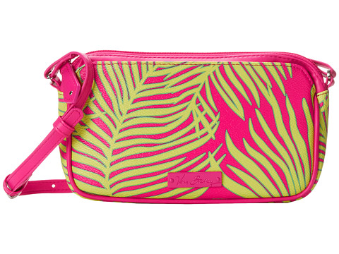 Vera Bradley - Small Crossbody (Palm Fronds) Cross Body Handbags
