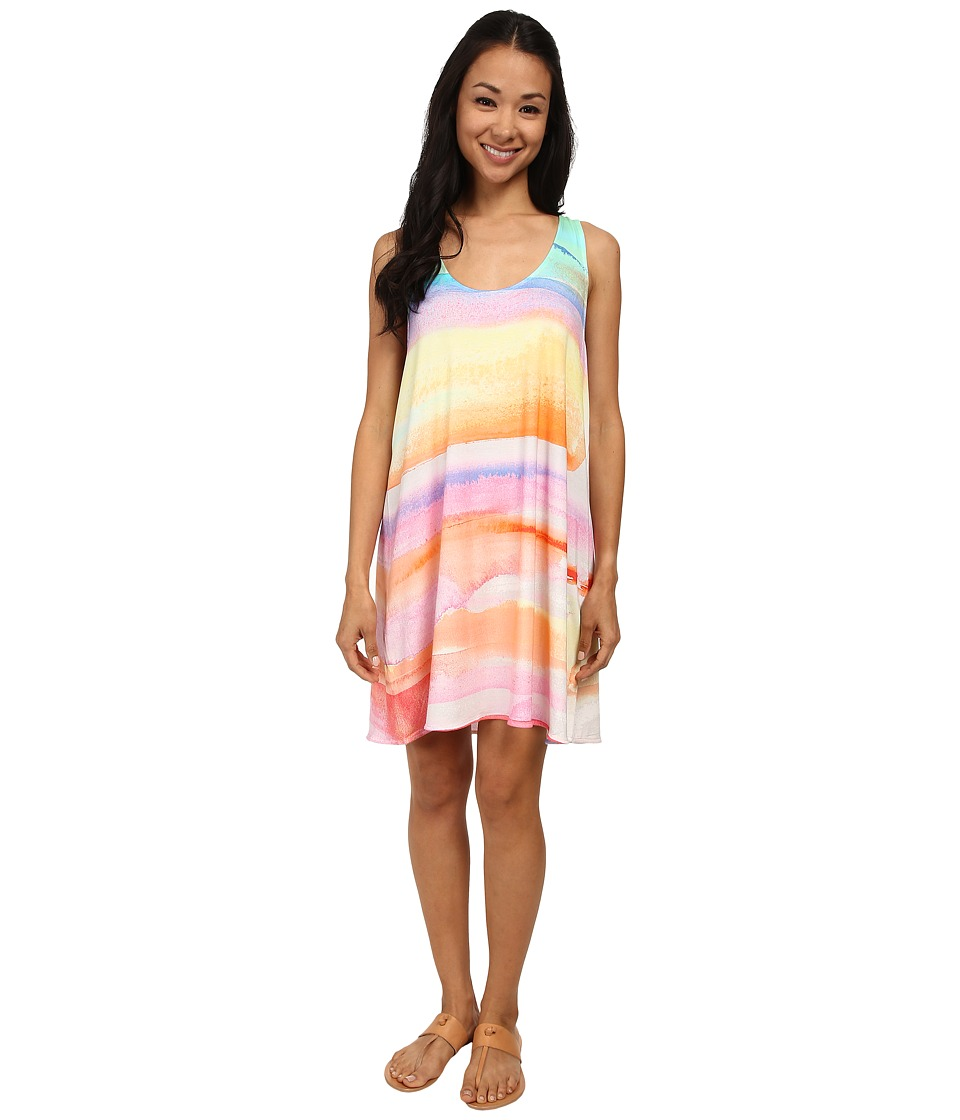 Mara Hoffman - Swing Dress (Sky Dye) Women's Dress