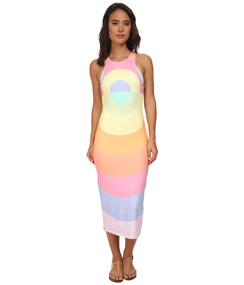 Mara Hoffman - Midi Dress (Electric Pastel) Women
